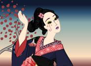 Одеваем Японку